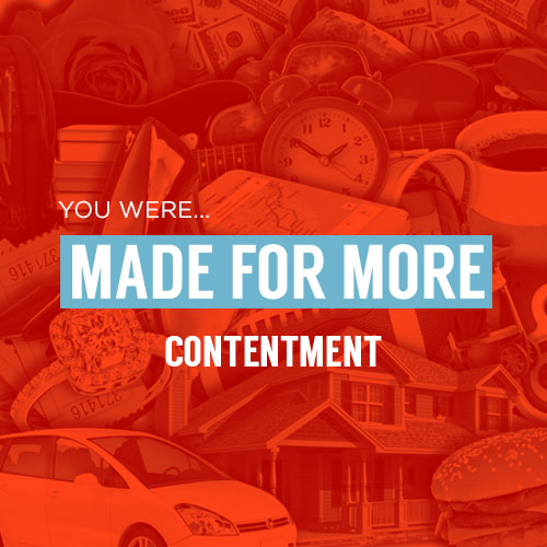 Product-Contentment