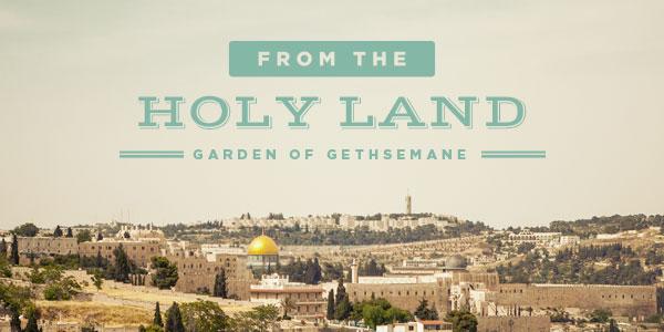 Blog-Gethsemane