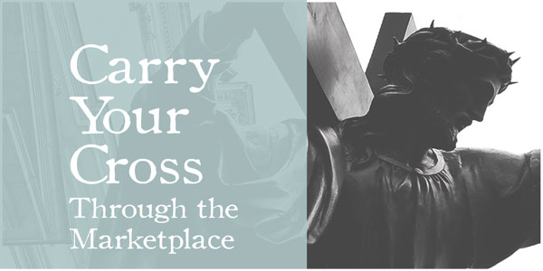 Blog.CarryYourCrossThroughTheMarketplace