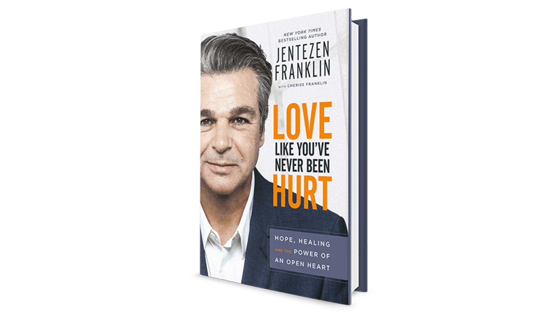 Love Like You've Never Been Hurt Book (Paperback)