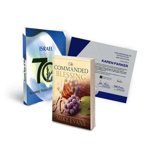 Israel 2018 Commanded Blessing Kit